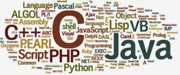 Tüm Programlama Dilleri (Yazılım Dilleri)