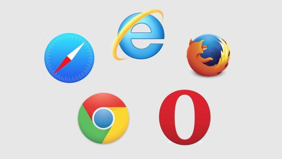 En çok indirilen ve en çok kullanılan 10 internet tarayıcısı!
